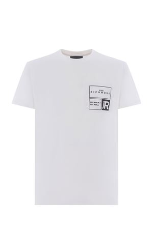 T-shirt John Richmond Dincht in cotone JOHN RICHMOND | 8 | RMP21202TSWHITE