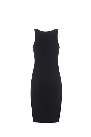 John Richmond Asburn sheath dress in cotton blend JOHN RICHMOND | 11 | RWP21045VEBLACK