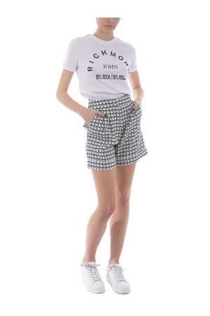 John Richmond Thorfin cotton t-shirt JOHN RICHMOND | 8 | RWP21096TSWHITE