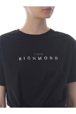 John Richmond Sanguini cotton t-shirt JOHN RICHMOND | 8 | RWP21112TSBLACK