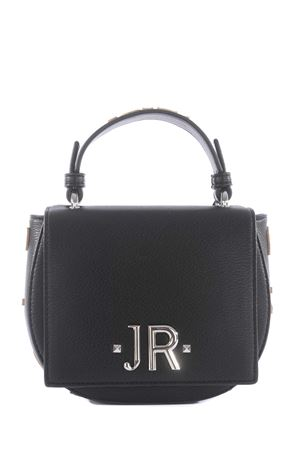 John Richmond Crumet eco-leather shoulder bag JOHN RICHMOND | 31 | RWP21259BOBLACK