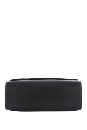John Richmond Vicennes leather shoulder bag JOHN RICHMOND | 31 | RWP21270BOBLACK