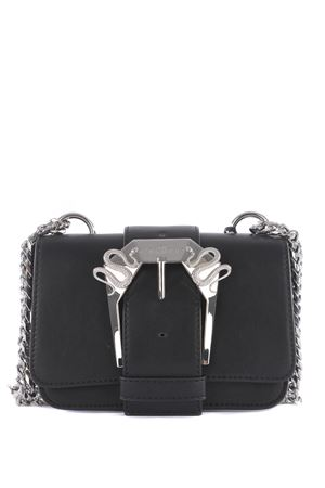 John Richmond Urbana eco-leather shoulder bag JOHN RICHMOND | 31 | RWP21272BOBLACK