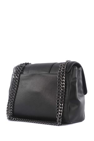 John Richmond Huddies eco-leather shoulder bag JOHN RICHMOND | 31 | RWP21299BOBLACK