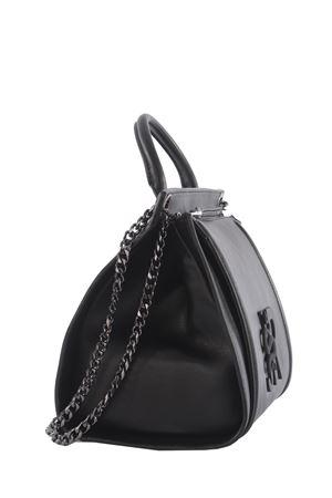 Borsa John Richmond Handbag big trenton in ecopelle JOHN RICHMOND | 31 | RWP21303BOBLACK