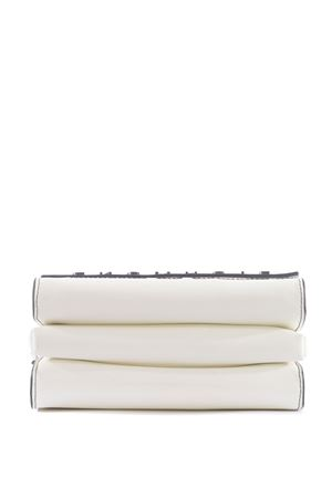 John Richmond Cardacity eco-leather shoulder bag JOHN RICHMOND | 31 | RWP21304BOWHITE