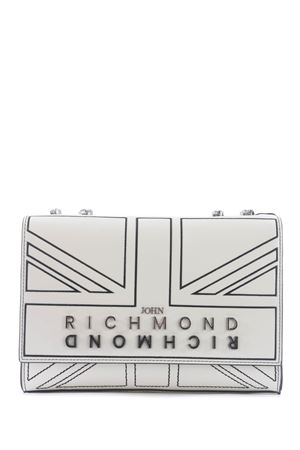 Borsa John Richmond Shoulder Vineland in ecopelle JOHN RICHMOND | 31 | RWP21306BOWHITE
