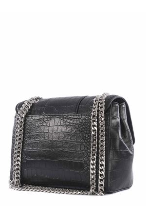 John Richmond Arkadius eco-leather shoulder bag JOHN RICHMOND | 31 | RWP21331BOBLACK COCCO