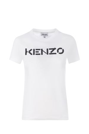 T-shirt Kenzo in cotone KENZO | 8 | FA62TS8414SJ01B