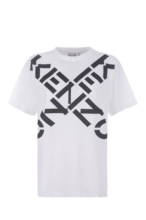 T-shirt Kenzo in cotone KENZO | 8 | FA62TS9704SJ01