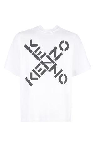Kenzo cotton t-shirt KENZO | 8 | FA65TS0504SK01