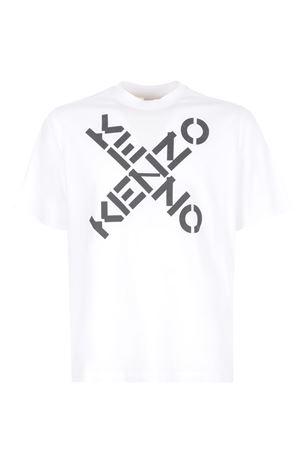 Kenzo cotton t-shirt KENZO | 8 | FA65TS5024SJ01