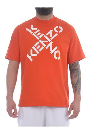 T-shirt Kenzo in cotone KENZO | 8 | FA65TS5024SJ16