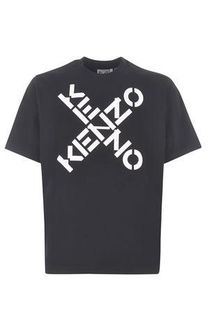 Kenzo cotton T-shirt KENZO | 8 | FA65TS5024SJ99