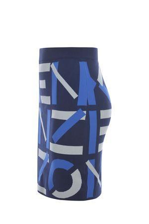 Kenzo Logo cotton skirt KENZO | 15 | FB52JU5313SC77