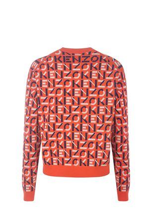 Kenzo Logo cotton sweater KENZO | 7 | FB52PU5323SC16
