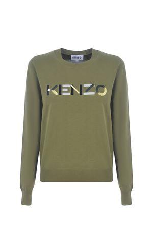 Kenzo cotton sweater  KENZO   7   FB52PU5413LA49