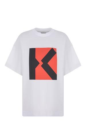 T-shirt Kenzo in cotone KENZO | 8 | FB52TS6904SJ01A