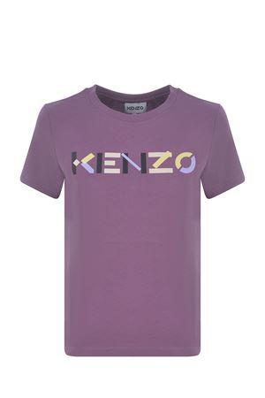 T-shirt Kenzo in cotone KENZO | 8 | FB52TS8404SA82