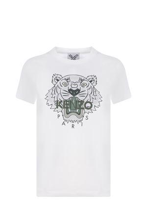 Kenzo Tigre cotton T-shirt KENZO | 8 | FB52TS8464YB01B