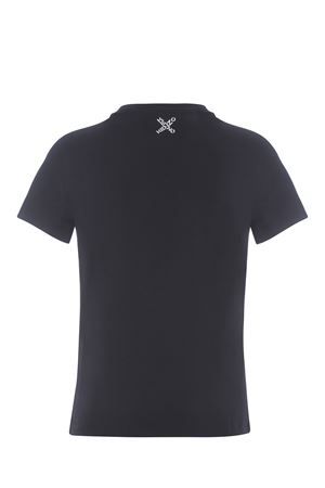 Kenzo Logo cotton T-shirt KENZO | 8 | FB52TS8504SJ99