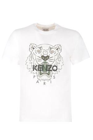 Kenzo cotton t-shirt KENZO | 8 | FB55TS0204YA01B