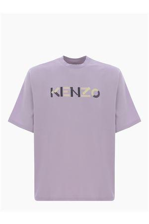 T-shirt Kenzo in cotone KENZO | 8 | FB55TS0554SB66