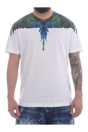 Marcelo Burlon Wings Regular cotton t-shirt MARCELO BURLON | 8 | CMAA018R21JER0010169
