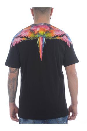 Marcelo Burlon colordust wings cotton t-shirt MARCELO BURLON | 8 | CMAA018R21JER0021084