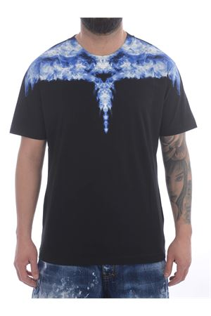 Marcelo Burlon Smoke Wings cotton t-shirt MARCELO BURLON | 8 | CMAA018R21JER0031042