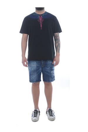 Marcelo Burlon Beizer Wings cotton t-shirt MARCELO BURLON | 8 | CMAA018R21JER0041045