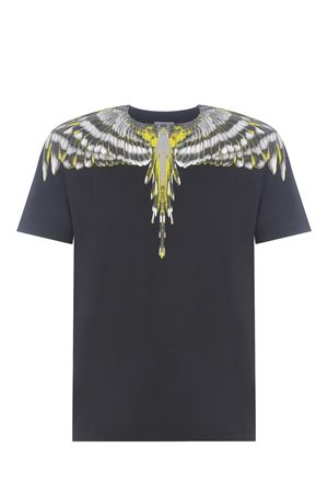 Marcelo Burlon Birds Wings cotton T-shirt  MARCELO BURLON | 8 | CMAA018S21JER0011009