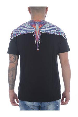 Marcelo Burlon Birds Wings cotton T-shirt MARCELO BURLON | 8 | CMAA018S21JER0011040