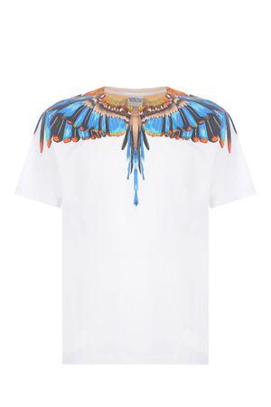 Marcelo Burlon Grizzly Wings cotton T-shirt MARCELO BURLON | 8 | CMAA018S21JER0020140