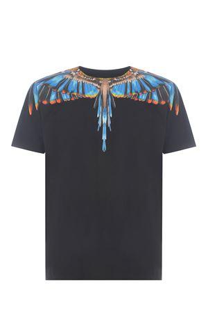 Marcelo Burlon Grizzly Wings cotton T-shirt MARCELO BURLON | 8 | CMAA018S21JER0021040