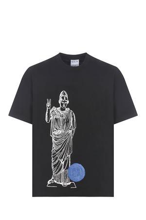 T-shirt Marcelo Burlon Athena MBCM in cotone MARCELO BURLON | 8 | CMAA054R21JER0041001