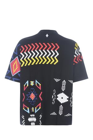 Marcelo Burlon Patchwork Folk cotton T-shirt MARCELO BURLON | 8 | CMAA054S21JER0031084