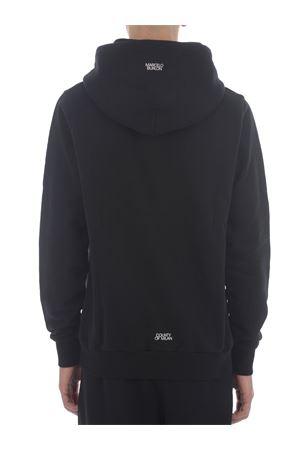 Marcelo Burlon Cross Regular cotton hoodie MARCELO BURLON | 10000005 | CMBB007R21FLE0041001