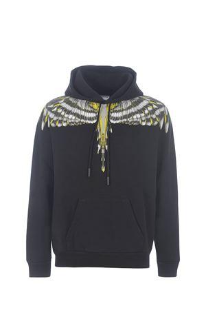 Marcelo Burlon Birds Wings cotton hoodie MARCELO BURLON | 10000005 | CMBB007S21FLE0011009