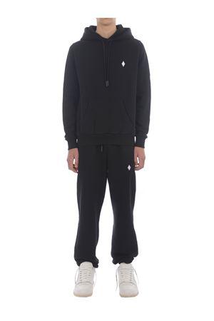 Marcelo Burlon Cross Relax cotton sweatpants MARCELO BURLON | 9 | CMCH024R21FLE0011001