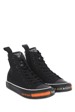 Marcelo Burlon Tape High Vulcanized cotton sneakers MARCELO BURLON | 5032245 | CMIA085S21FAB0011020