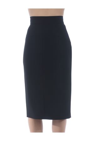 Max Mara Studio Carso pencil skirt in cady MAX MARA STUDIO | 15 | 61010117600001