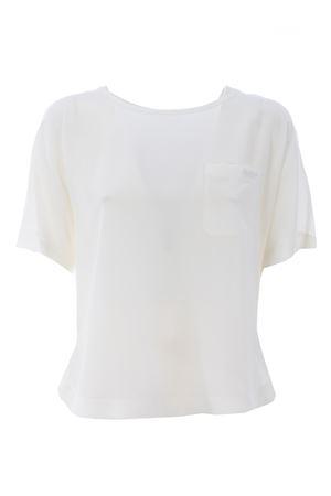 T-shirt Max Mara Studio Egeo in seta MAX MARA STUDIO | 8 | 61110211600001