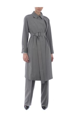 Max Mara Studio Bondeno overcoat in cool wool MAX MARA STUDIO | 1834282807 | 61210117600001