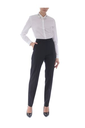 Max Mara Studio Oder trousers in stretch wool canvas MAX MARA STUDIO | 9 | 61311217600001
