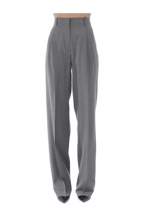 Max Mara Studio Calcio trousers in cool wool MAX MARA STUDIO | 9 | 61311517600001