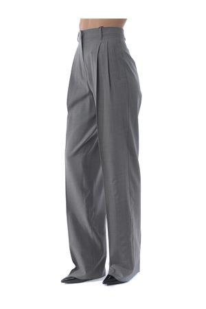 Max Mara Studio Calcio trousers in cool wool MAX MARA STUDIO | 9 | 61311517600001
