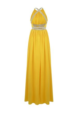 Max Mara Orde charmeuse silk dress MAX MARA | 11 | 12210317600143-019