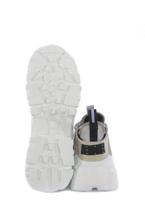 MCQ Al-4 Orbytr Descender leather sneakers MCQ | 5032245 | 652433R2734-2301