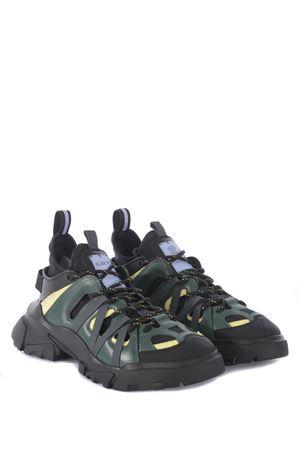 Sneakers MCQ Al-4 Orbytr Descender in pelle MCQ | 5032245 | 652433R2736-1040